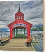 The Charm Of Seneca Lake - Finger Lakes, New York Wood Print