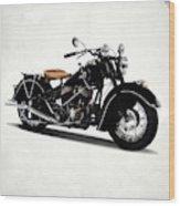 The Chief 1946 Wood Print