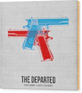 The Departed Wood Print