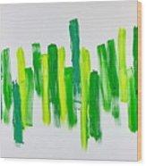 The Kingdom Of Green Wood Print