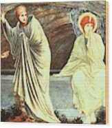 The Morning Of The Resurrection 1882 Wood Print