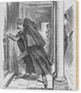The Return Of The Wanderer, 1888 Wood Print