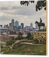 The Scout Kansas City Wood Print