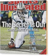 The Secret Is Out Carolina Is For Real Sports Illustrated Cover Wood Print