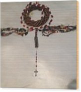 The September 11th Rosary One Wood Print