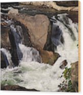 The Sinks In Smoky Mountain National Park Wood Print