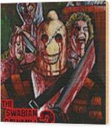 The Swabian Sawmill Massacre 2 Wood Print