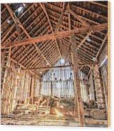 Thee Ol' Barn Wood Print