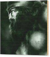 Thor Wood Print