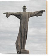 Titanic Memorial, 2008 Wood Print