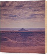 Titilla Peak Wood Print