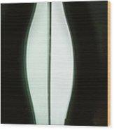 To The Light - II Wood Print