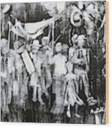 Torah Dedication 3 201906 Wood Print