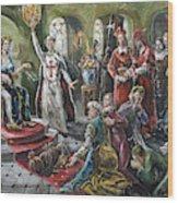 Torquemada, 1492 Wood Print