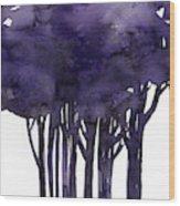 Tree Impressions 1g Wood Print