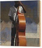 Trinidad In Cuba Wood Print