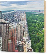 Trump Intl Hotel And Tower Wood Print