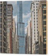 Trump Tower Wood Print