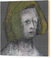 Tudor Portrait Wood Print