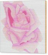 Twinkle Pink Wood Print