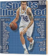 University Of California Los Angeles Reeves Nelson, 2011-12 Sports Illustrated Cover Wood Print