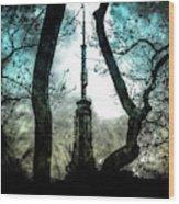 Urban Grunge Collection Set - 04 Wood Print