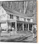 Valley Green Inn  Wood Print
