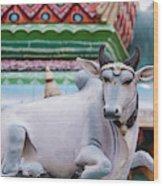 Vedagiriswarar Temple Wood Print