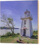 Walton Lighthouse Wood Print