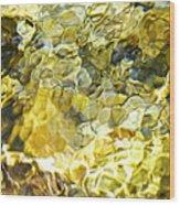 Water Wood Print
