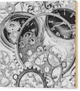 Wayback Watch Workshop Wood Print