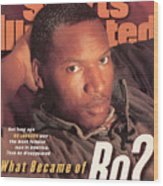 What Became Of Bo Jackson Sports Illustrated Cover Wood Print
