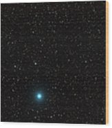 Wide-field View Of The Sky Around The Most Remote Quasar Wood Print