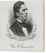 William P. Fessenden Wood Print