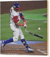 World Baseball Classic - Pool F - Game Wood Print