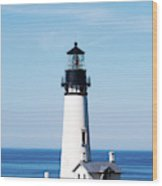 Yaquina Head Lighthouse 101618 Wood Print