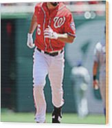 Anthony Rendon Wood Print