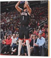 Michael Carter-williams Wood Print