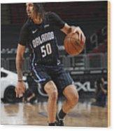 Orlando Magic v Chicago Bulls Wood Print