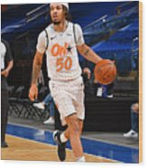 Orlando Magic v New York Knicks Wood Print