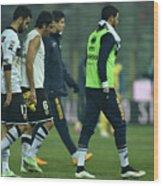Parma FC v AC Chievo Verona - Serie A Wood Print