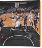 Rondae Hollis-jefferson Wood Print