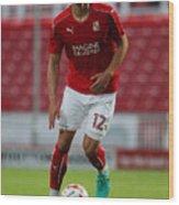 Swindon Town v Swansea City - Pre-Season Friendly Wood Print