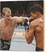 The Ultimate Fighter Finale: Ronson vs Lee Wood Print