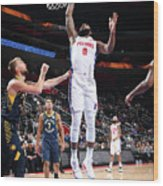 Andre Drummond Wood Print
