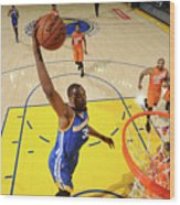 Kevin Durant Wood Print