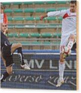 AS Bari v SS Lazio - Serie A Wood Print