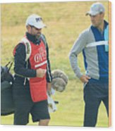 146th Open Championship - Final Round Wood Print