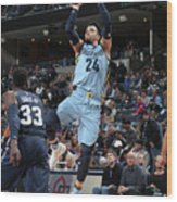 Dillon Brooks Wood Print