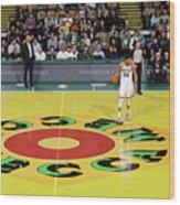 Giannis Antetokounmpo Wood Print
